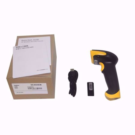 XT6410无线433MHZ条码扫描枪